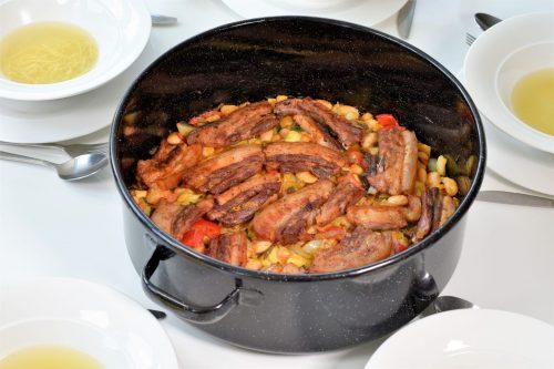 Carsko meso iz pećnice sa zapečenim povrćem – VIDEO