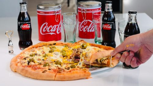 Brza pizza bez kvasca i dizanja recept – VIDEO