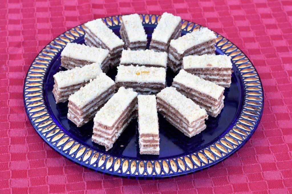 Badem Pita Almond Cake