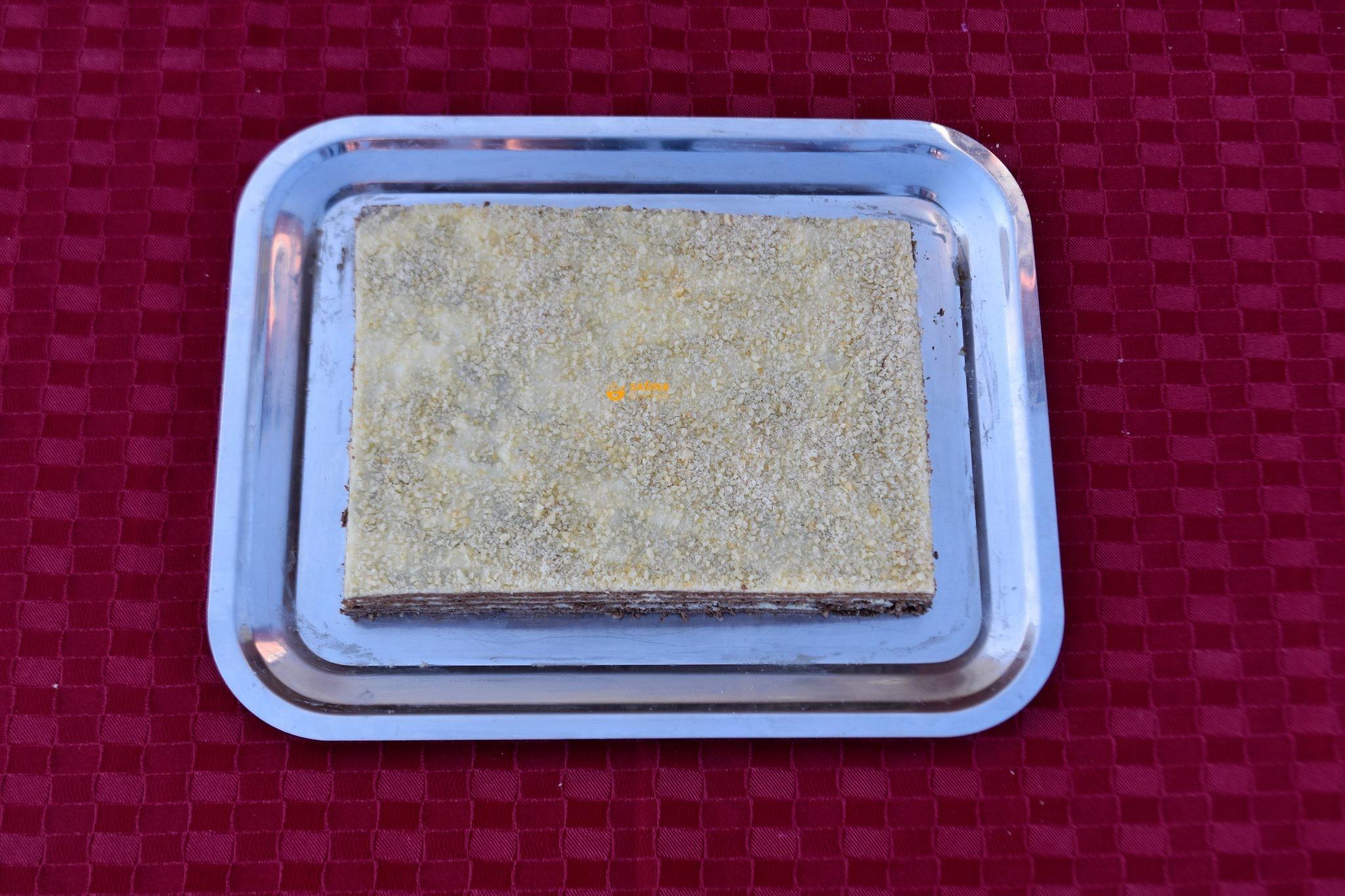 pita od badema almond cake