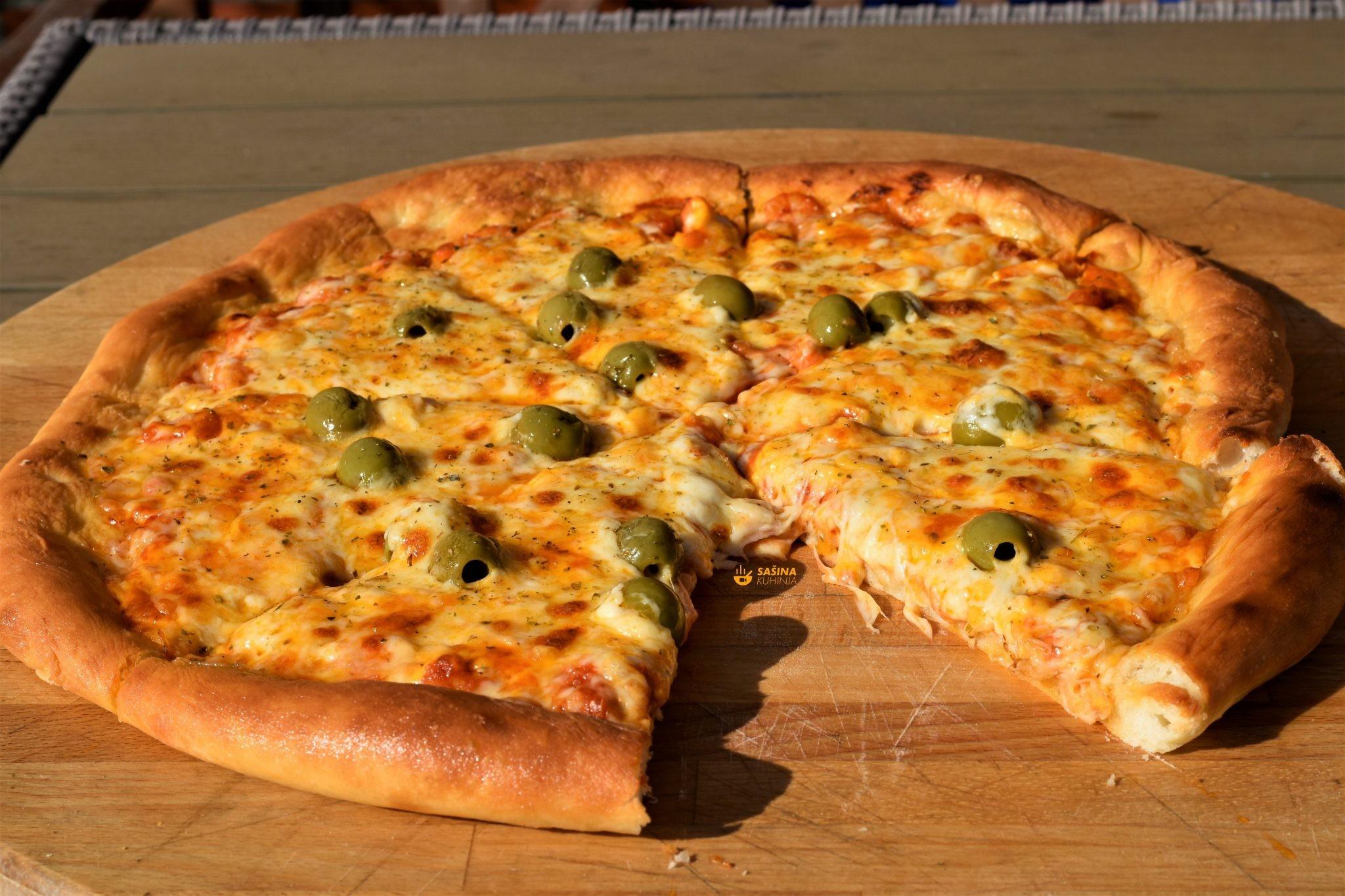 jumbo pizza 4 vrste sira