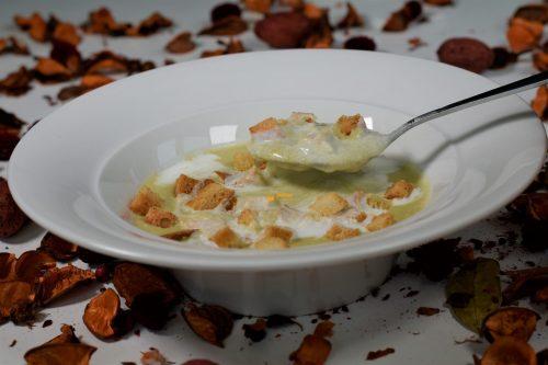 Krem juha od krumpira i poriluka recept