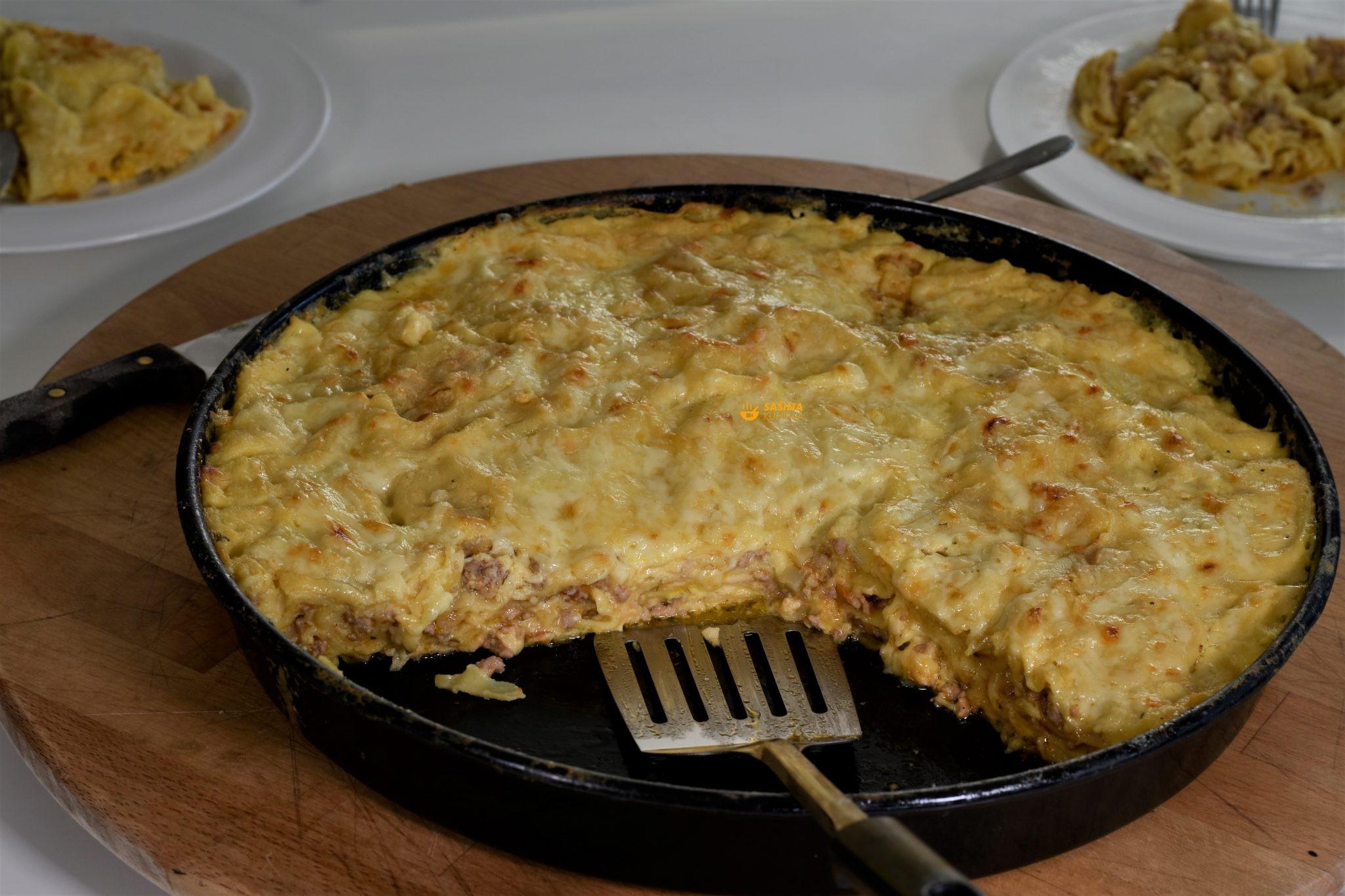 lazanje lasagne