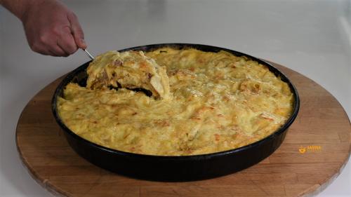Lasagne XXL Lazanje recept
