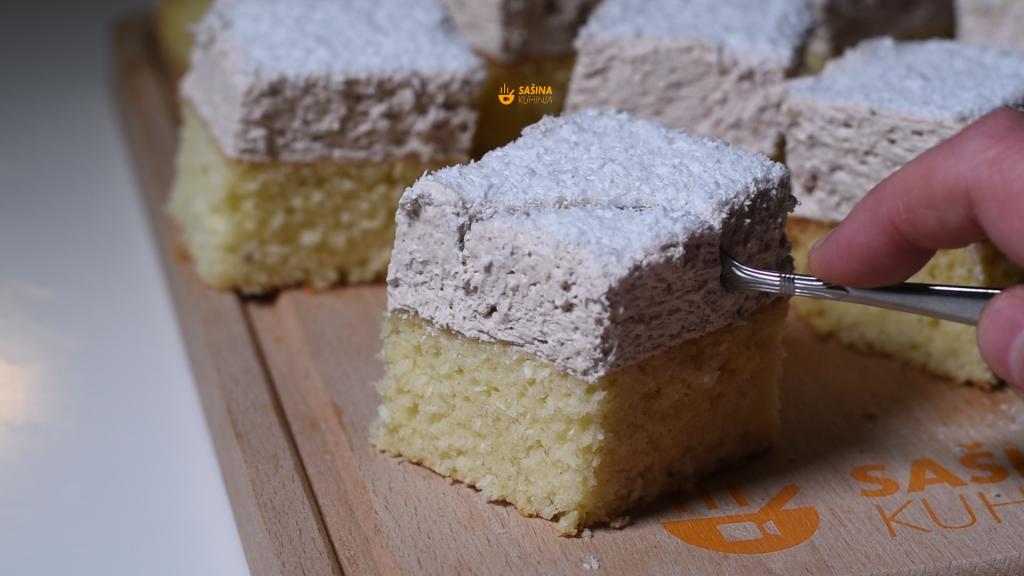 Jednostavan kolač iz miksera