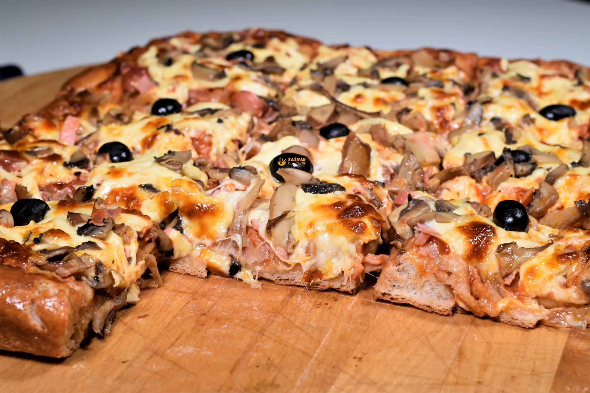 reciklaža pizza
