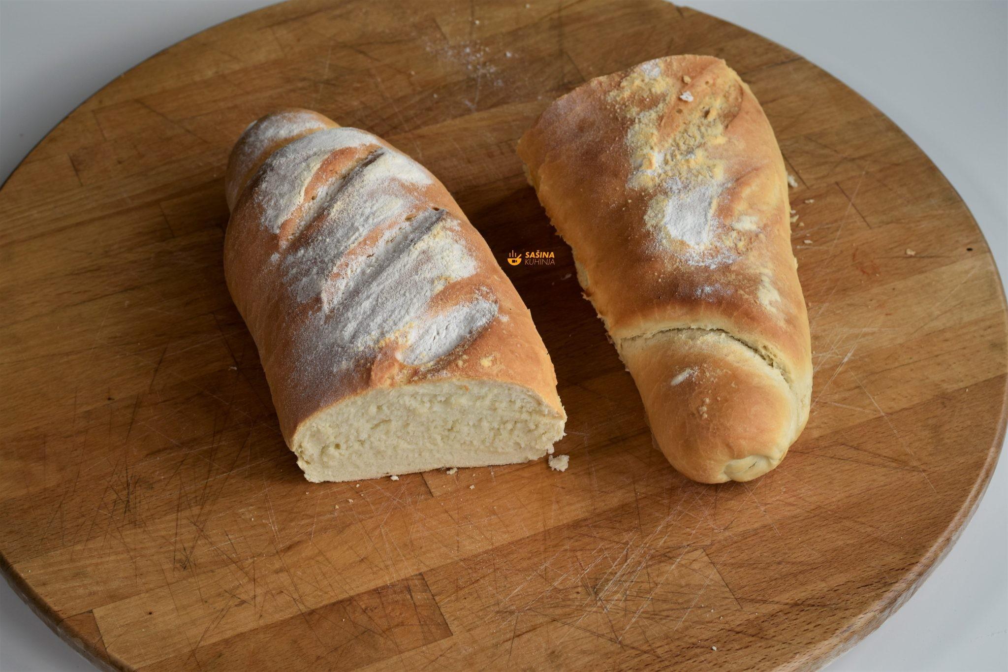 kruh sa maslacem
