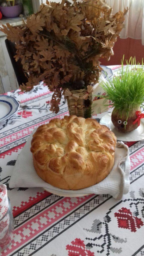 Božićna pogača recept