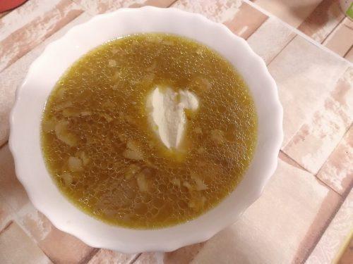 Čorba od pečuraka Vešticin lonac recept