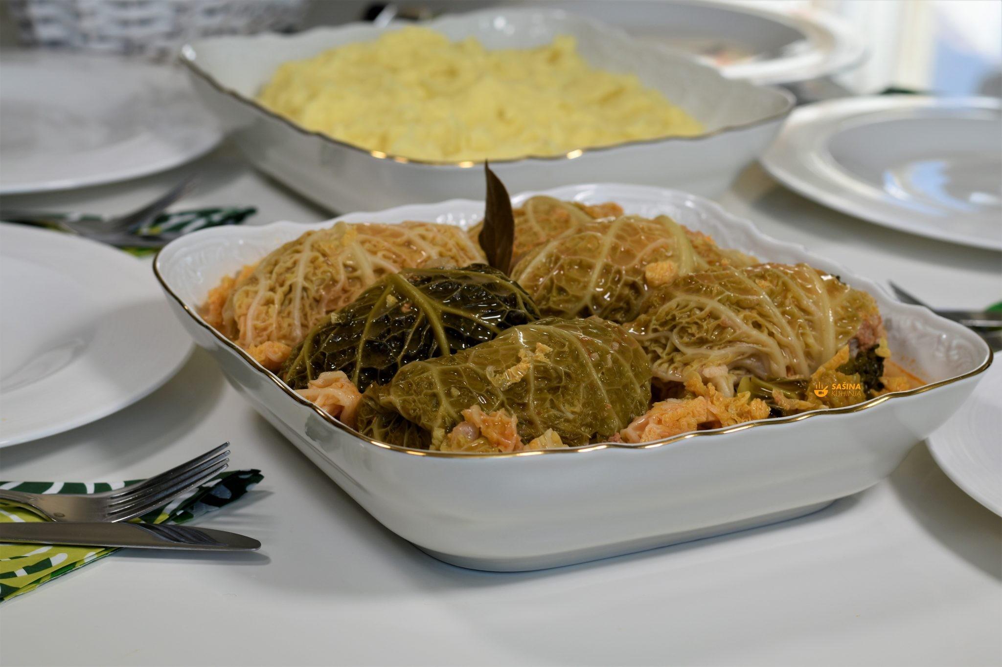 sarme od kelja kelj sarmice