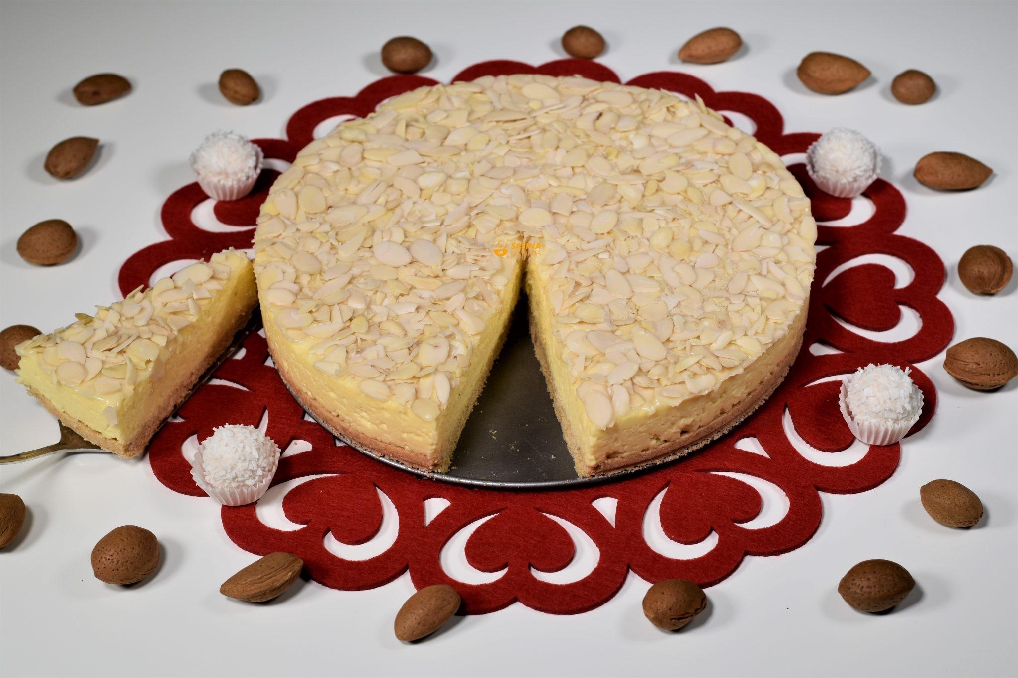 raffaello cheesecake rafaelo chesecake sasina kuhinja