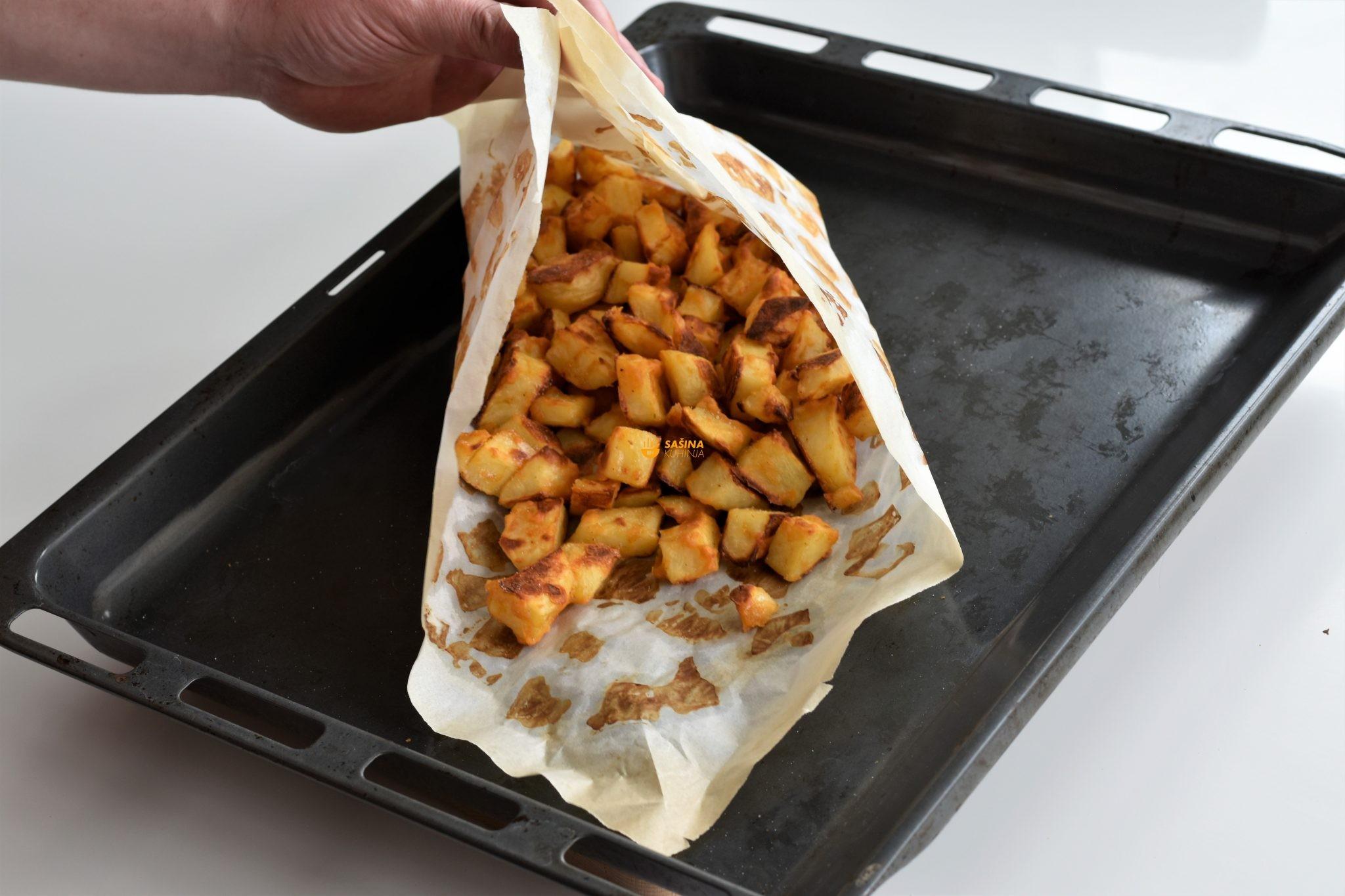 pekarski krumpir pekarski krompiri