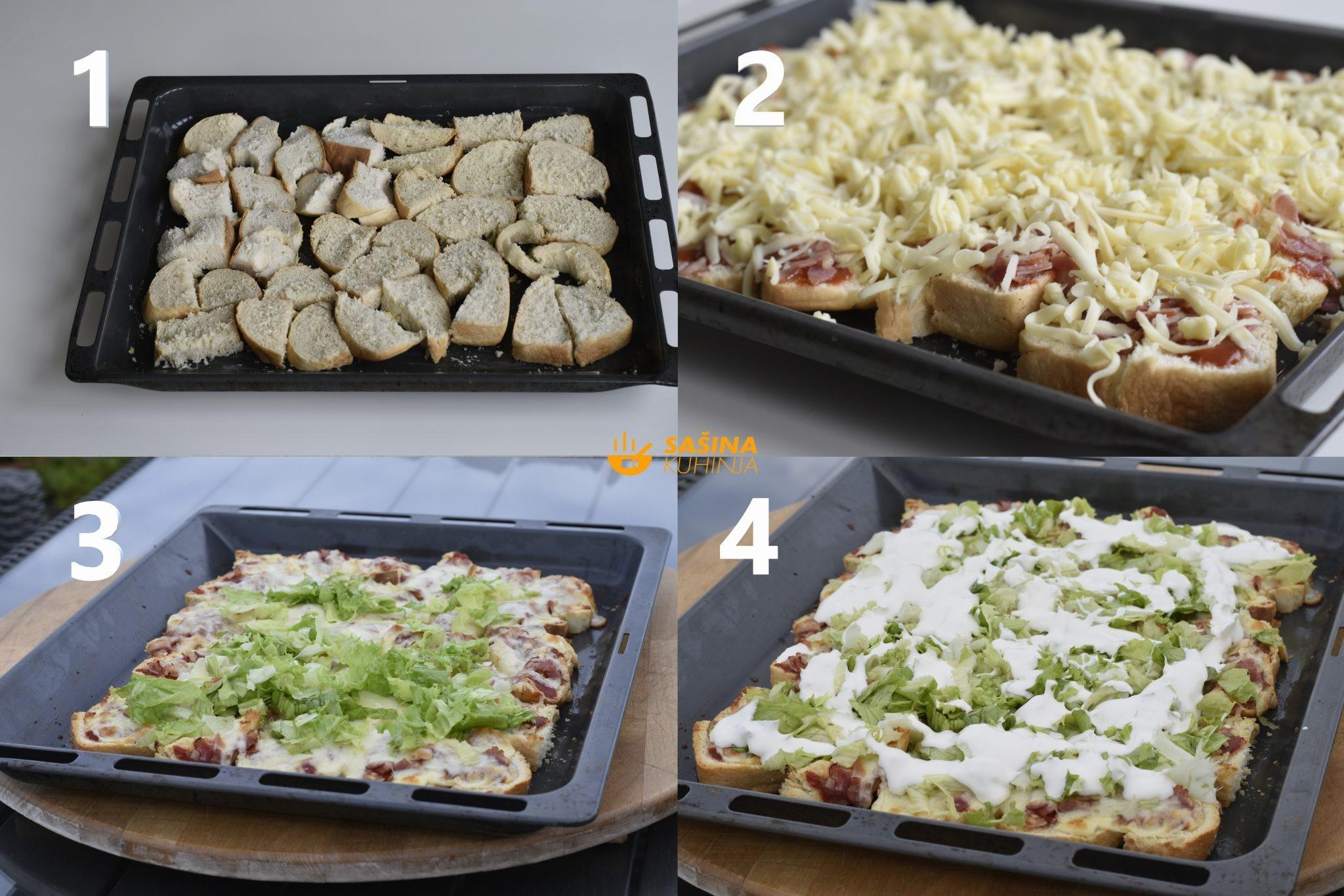 lažna kebab pizza