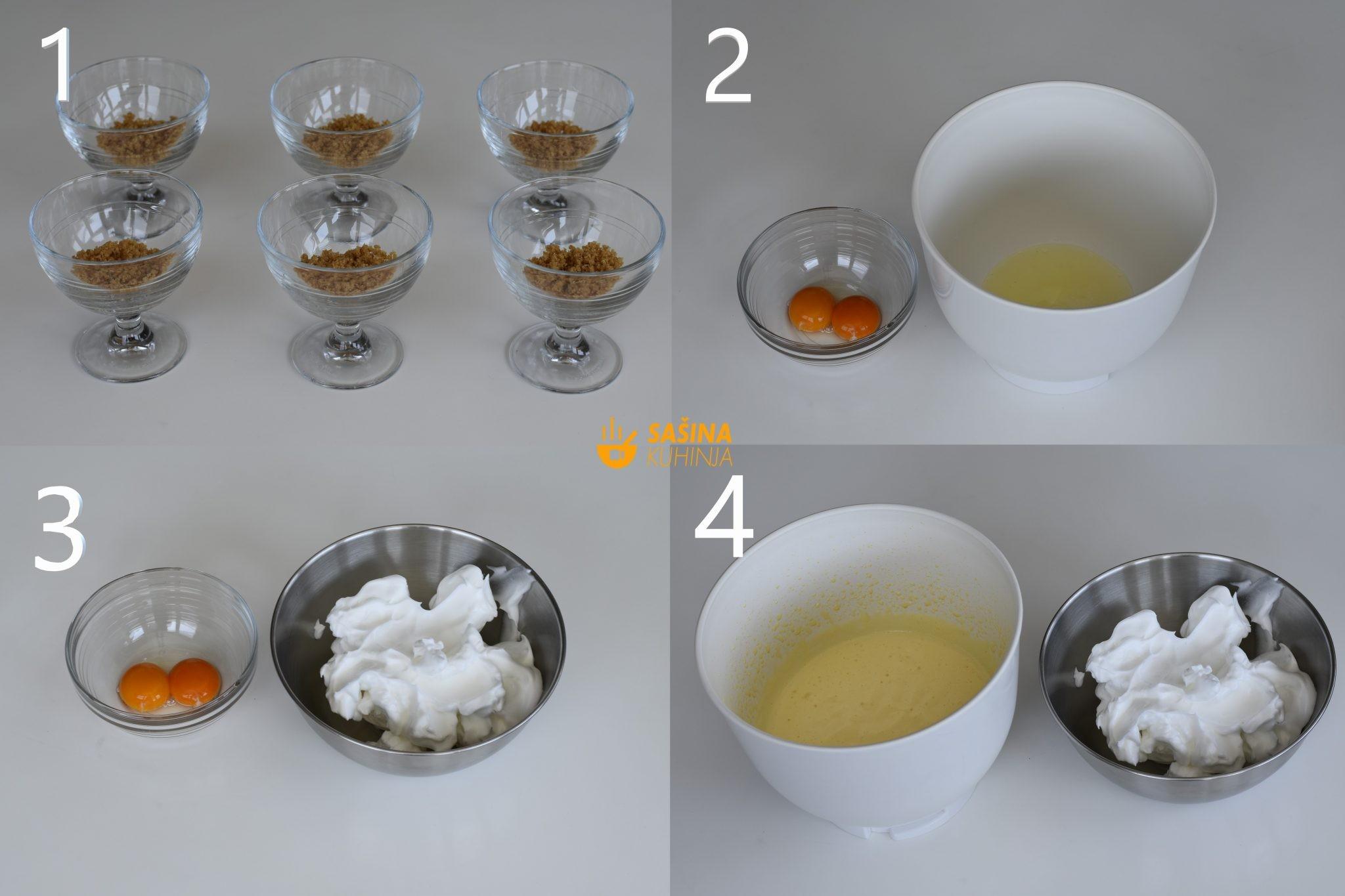 kremšnite iz čaše krempita brzi recept bez pečenja