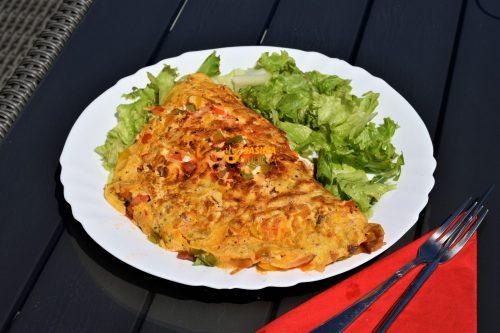 Balkanski omlet