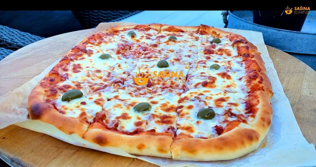 Domaća pizza najbolji recept