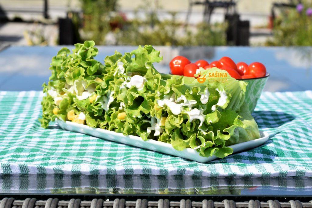 Wrap salata