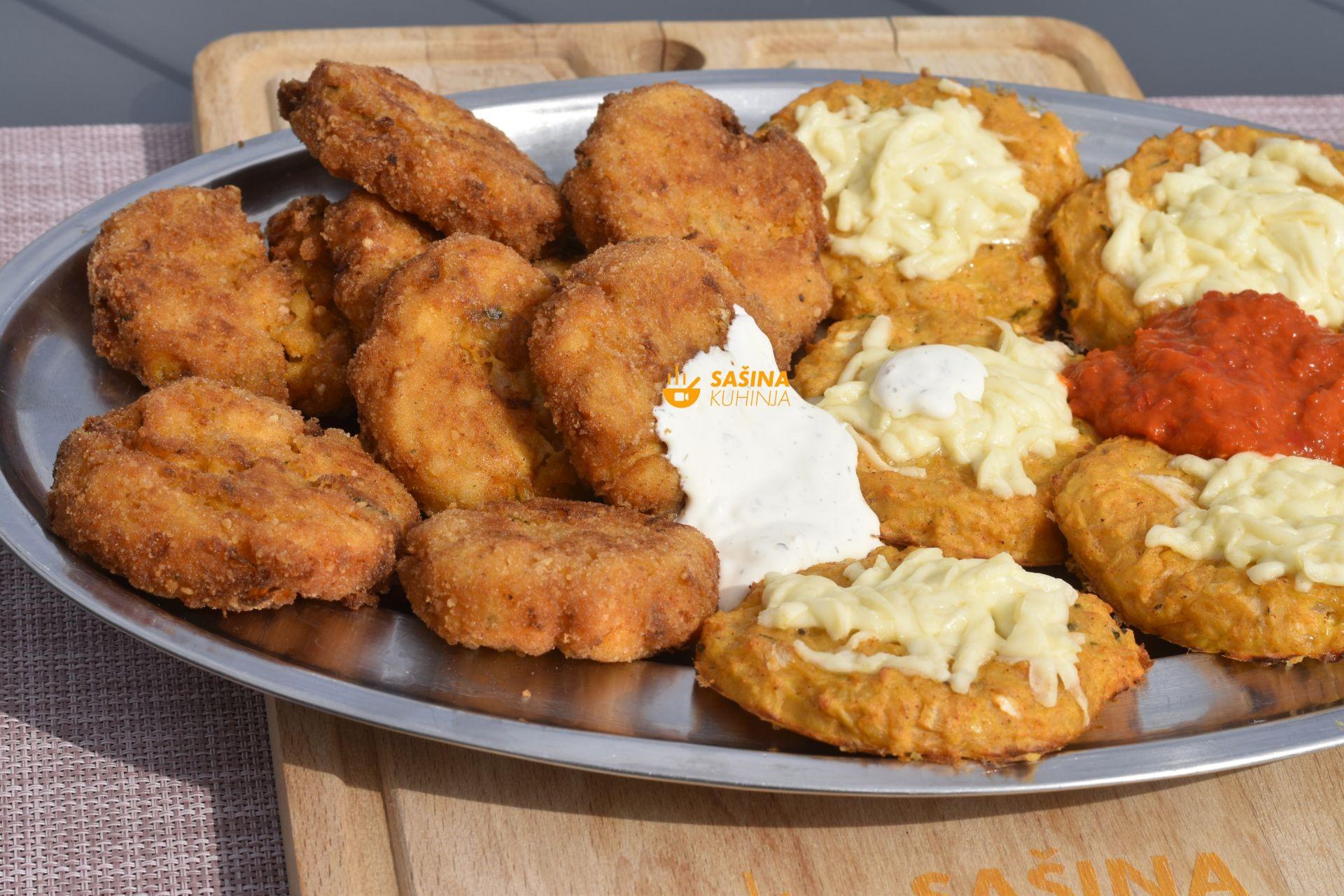 polpete od krumpira i piletine recept