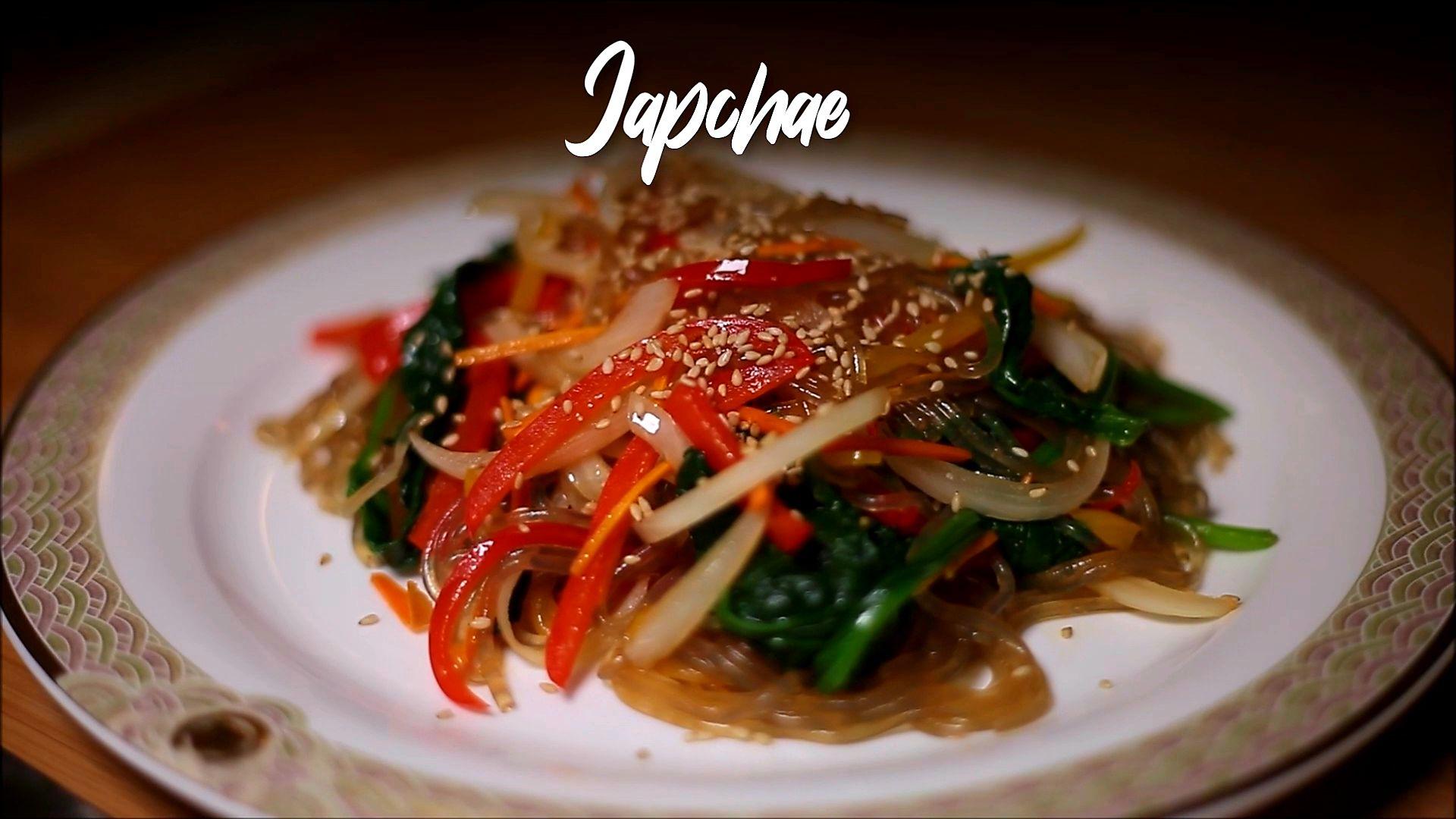 Korejska hrana recepti