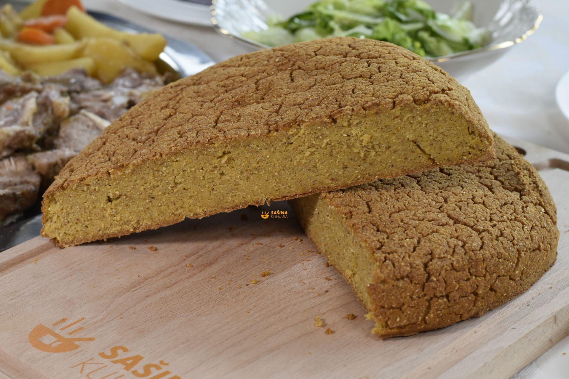 Kuruza ili kukuruza recept sa domaćim kukuruznim brašnom