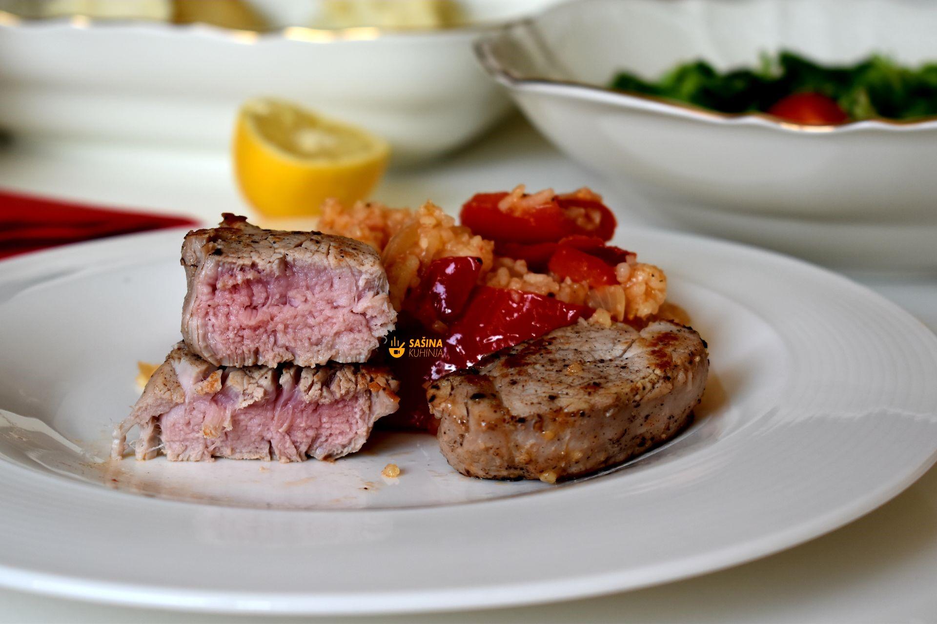 ideja za ručak nedjeljom lungić sašina kuhinja