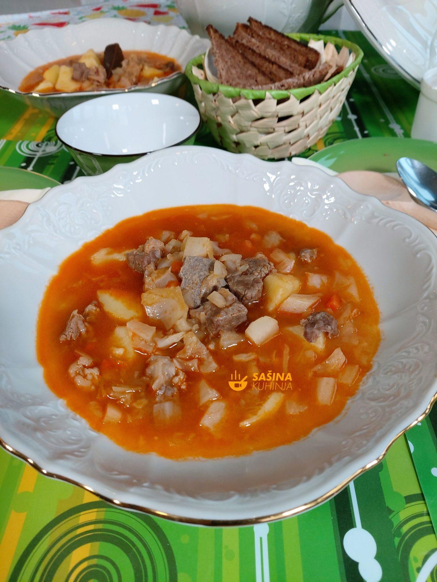 Kalja recept za varivo sa kupusom i junetinom