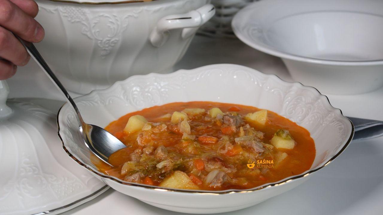 kelj_sa_teletinom_teleći_but_recepti_varivo_sašina_kuhinja