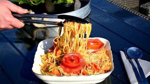 Vege pasta tjestenina sa povrćem
