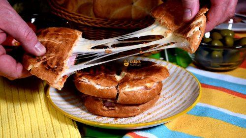 Tost bez tostera recept