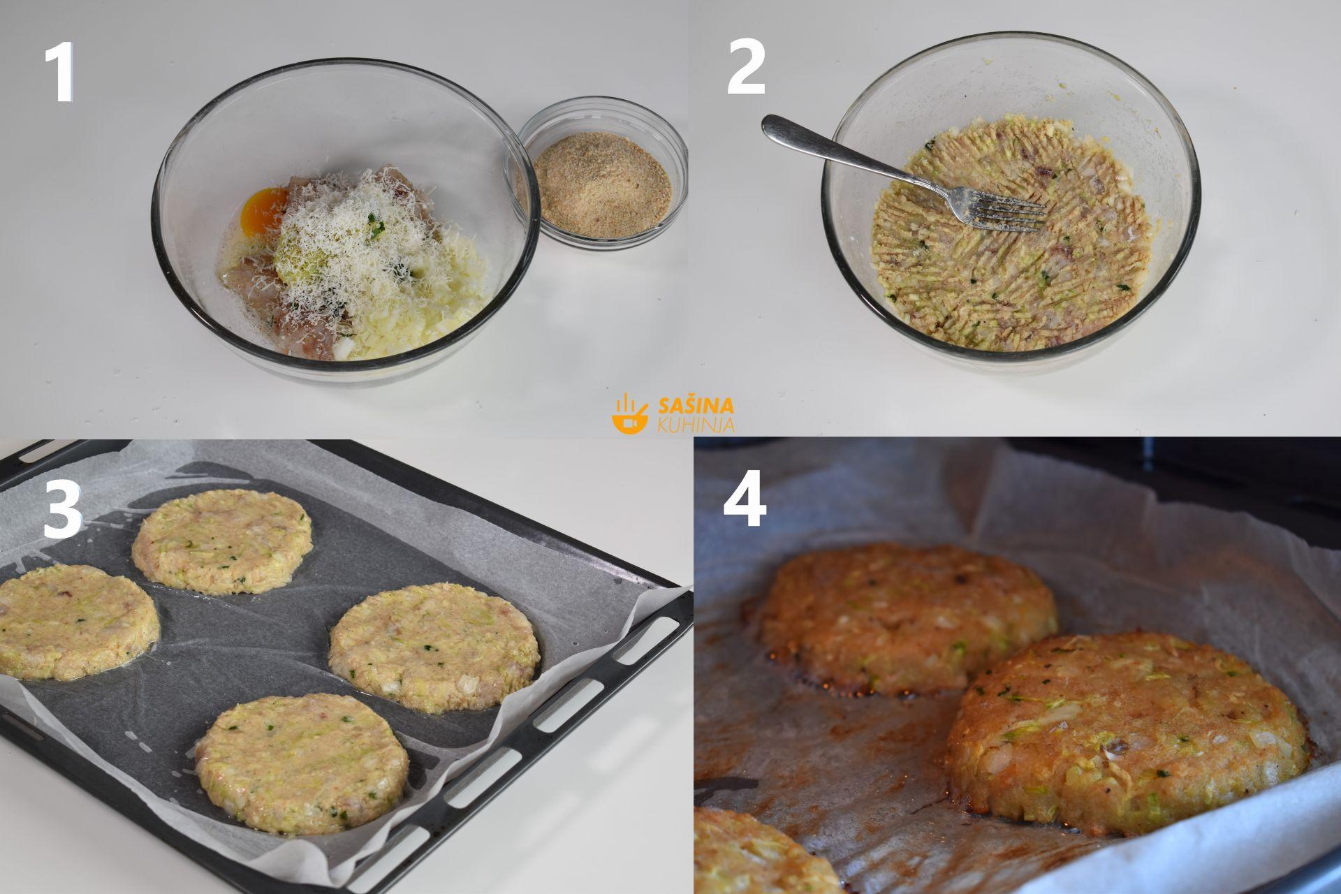 fishburger sa filetima bilo koje ribe recept sašina kuhinja