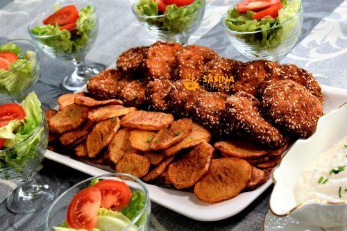 Popečki sa piletinom izuzetno ukusno i pristupačno jelo