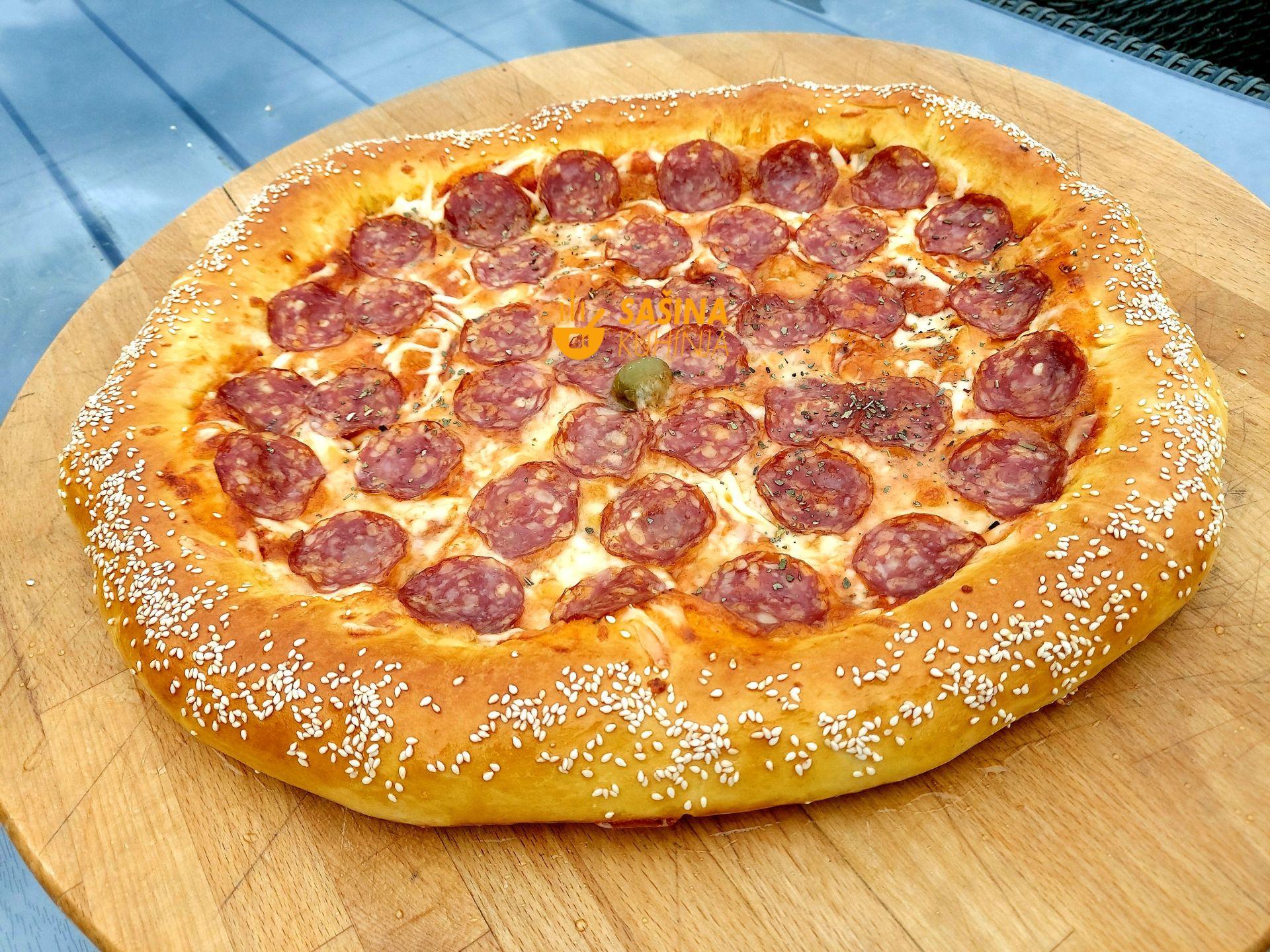 Kada vam klasična pizza dosadi napravite ovo