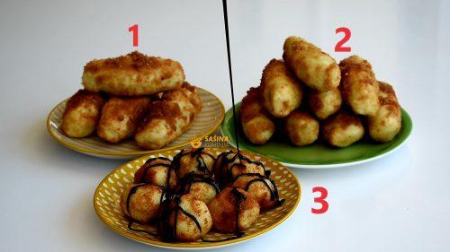 Recept za knedle tri načina koje uvijek uspiju