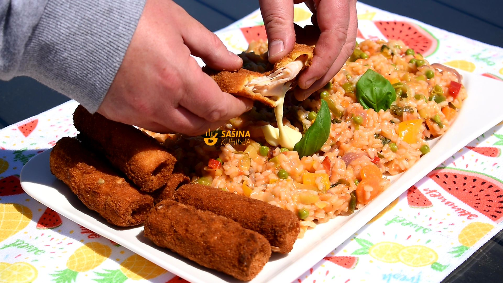 super ideja za ručak ili večeru kao odličan brzi recept