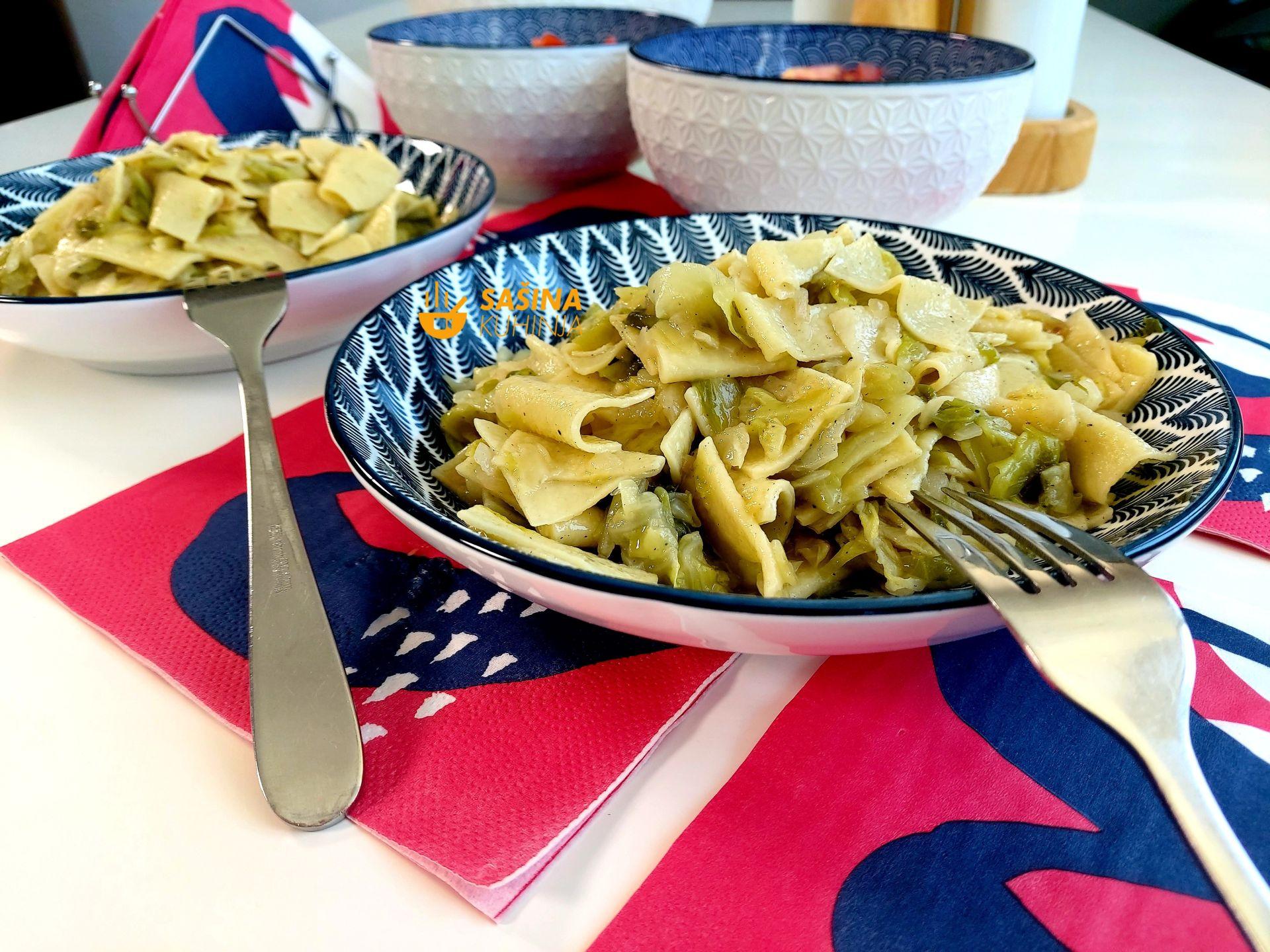 krpice sa zeljem sašina kuhinja recept