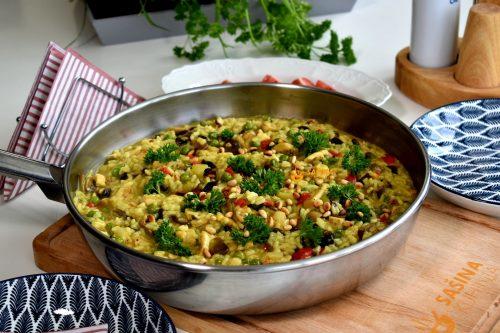 Paella recept a la Sašina kuhinja