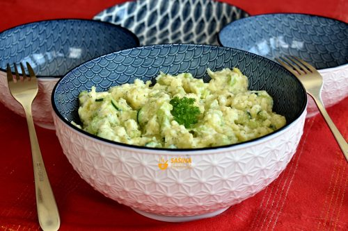 Salata od celera krastavaca i krumpira recept