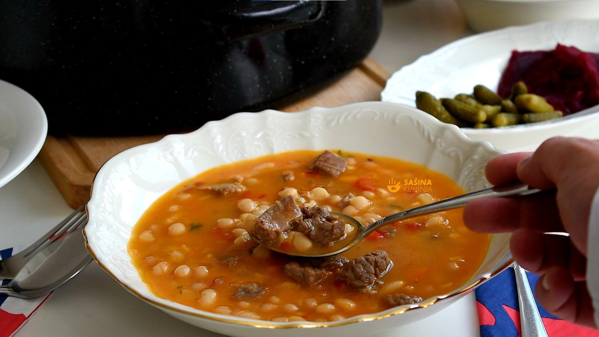 grah s junetinom recept