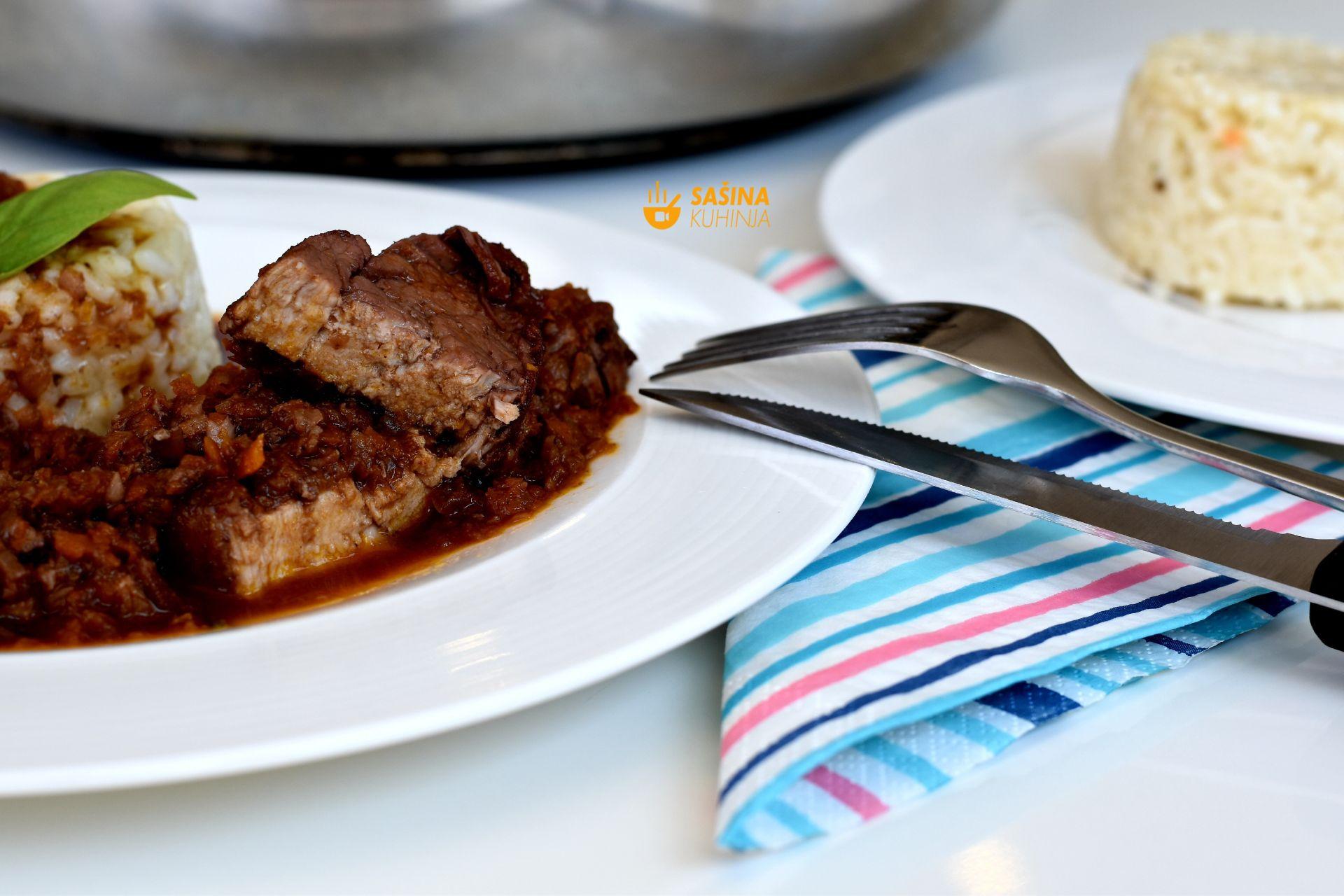 Lungić ili file svinjetine u saftu savršenog okusa recept